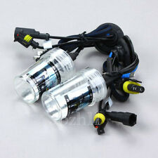 2x Car 35W/55W HID Xenon Headlight Lamp Head Light For H3 Bulbs Replacement NEW