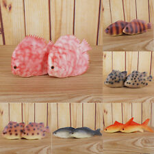 1Pc Tropical Artifical Sea Fish Aquarium Ornament Ocean Creatures Animals Figure