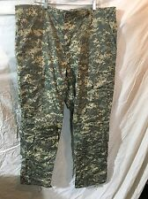 Tru-Spec Digital Camo Military BDU Cargo Pants Ripstop Mens NWT ACU Uniform