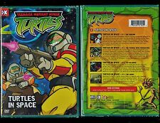 TMNT Teenage Mutant Ninja Turtles Vol. 9 Turtles in Space (Brand New DVD 2004)