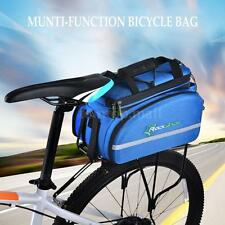 CYCLING REAR BACK SADDLE PACK BAG EXQUISITE BIKE BICYCLE REAR CARRIER BAGS K4H0