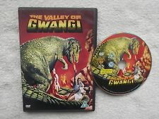 The Valley of Gwangi DVD [1969] RARE UK R2 RAY HARRYHAUSEN EFFECTS VGC FAST POST