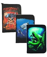 """Low Profile 6"""" x 9"""" 3-Ring Binder Scuba Dive Log Book and Optional Log Book Page"""