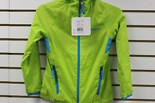 Marmot Girl's DriClime Wind Resistant Ether Hoody Green Lime 56190 New With Tag