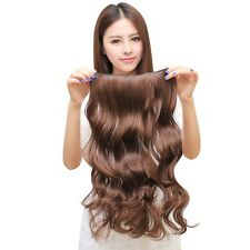 Instant Sexy Curls - Clip-on Curly Long Hair Extensions (Nylon)