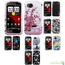 Hard Protector Case Cover For HTC ADR6425(Rezound) Various Image Design