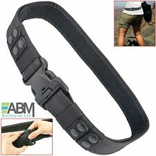 Heavy Duty Security Guard Paramedic Army Police Style Quick Release Utility Belt