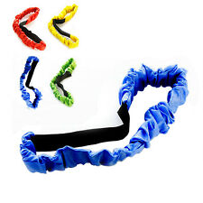 Sturdy 3-Legged Race Band Race Strap Outdoor Relay Game Elastic Tie Rope