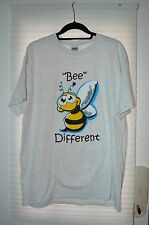 "New ""Bee"" Different Tee Shirt (S,M,L,XL,2XL)"