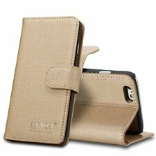 New Stylish Design Leather Flip Wallet Stand Case Cover For Apple iPhone Models