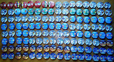 All CSKA Moscow Russia eurocups match badges 1971 - 2014 Part 1 (1971 - 2005)