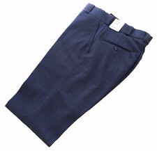 FLYING CROSS Mens Air Force Blue T-1 Unhemmed Uniform Pants 32277 NEW
