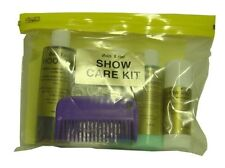 GOLD LABEL SHOW CARE KIT EQUINE HORSE GIFTS