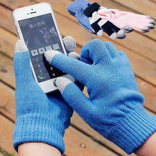 Smart Unisex Touch Screen Soft Cotton Winter Warm Gloves Smartphone Mobile Phone