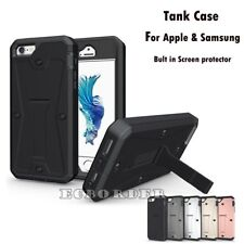 Luxury 360° Shockproof Protective Hard Case Cover For Apple & Samsung  Models