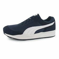 Puma XT 0 Trainers Mens Navy/White Casual Sneakers Shoes Footwear