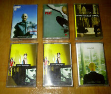 MOBY - LOT 6 INDONESIA TAPE FREE SHIPPING- Mylene Farmer Daft Punk the cure muse