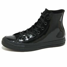 0960O sneaker CONVERSE ALL STAR nero scarpe donna shoes women