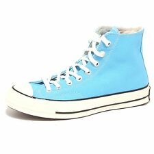 7450P sneaker CONVERSE ALL STAR azzurro scarpa uomo shoe men