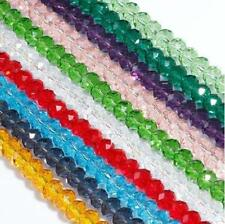 30/50/100PCS Wholesale New 16 Colors Swarovski Crystal Loose Beads 4mm/6mm/8mm