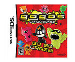 Nintendo DS - DS, DSi, Lite, XL - GOGOS - Crazy Bones - Brand New - Sealed