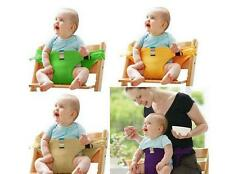 Infant Baby Dining Safety Belt Portable HighChain Harness Fastener Belt Feeding