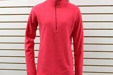 Women's Marmot 100 Wt Fleece Rocklin 1/2 Zip Summer Pink 88990 New With Tag