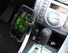 Universal Dual USB Car Cigarette Lighter Mount Holder Charger For Cell Phone GPS