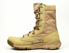 NEW NIKE SFB SPECIAL FIELD 8″ BOOT KHAKI TAN 329798 221 MENS SIZE 15