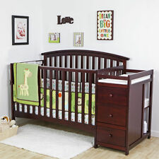 new 4 in 1 side convertible crib changer nursery furniture baby toddler bed pick baby nursery furniture relax emma crib