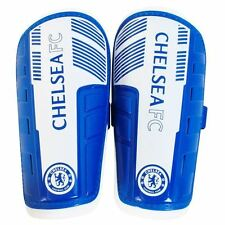 Team Childs Football Shin Pads Boys Athletic Protectors Sport Active Accessory