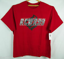 Mens Rocawear Urban Red T-shirt BNWT 3XL 5XL Big and Tall Plus Size