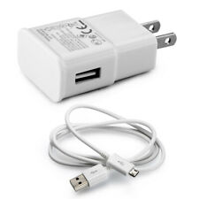 5V 2A Universal AC Travel Power Wall Charger Adapter USB Plug /Micro Cable Hot