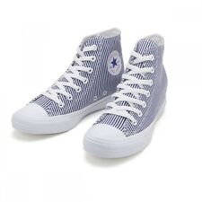 CONVERSE ALL STAR IN-HEEL CB HI Insole Sneakers Women Lace Up Shoes White / Navy