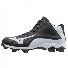 Mizuno 9-Spike Advanced Franchise 8 Mid Youth Baseball Cleat 320506