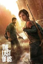 """THE LAST OF US POSTER """"LICENSED"""" BRAND NEW"""
