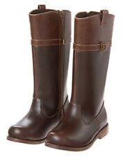NWT Gymboree BACK TO BLOOMS SZ 9 10 11 13 1 2 3 4 Brown Riding Boots