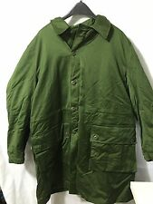 Extreme Cold Weather Heavy Green Military Jacket Parka Mens coat 46-56 free ship
