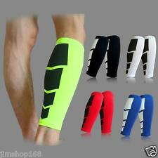 Unisex All Sports Leg Calf Leg Brace Support Stretch Sleeve Compression Exercise
