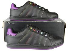 BB NEW MENS BLACK JACK JONES THOMPSON DESIGNER BRANDED TRAINERS SIZES 6-12