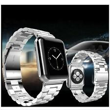 Stainless Steel Wrist Watch Band Strap Bracelet For Apple Watch Iwatch 38/42mm