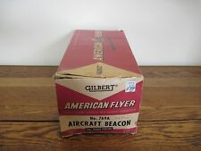 Vintage American Flyer No. 769A Aircraft Beacon Cardboard Box  ~~Box Only~~