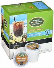 Keurig  Green Mountain French Vanilla Iced Coffee K-Cups 96-Pack 2.0 RARE FLAVOR