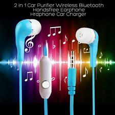 Stereo In-Ear Earphone Headphone Headset Earbuds 3.5mm For iPhone Samsung