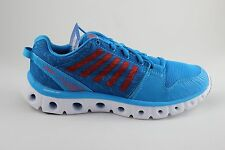 Women's K Swiss Tubes X Lite ST CMF Blue/Rose Memory Foam 93523-494 New!!!