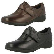 Ladies Clarks Wide Fit Casual Flats Gael Bombay