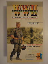 """1/6 DRAGON WWII WEHRMACHT INFANTRY PRIVATE """"KLAUS"""""""