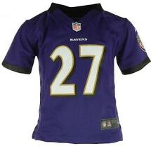 Ray Rice Baltimore Ravens #27 NFL Kids Sizes 4-7 Team Color Jersey Purple New