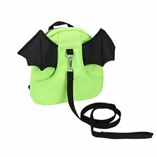 Child Safety Harness Strap Baby Kid Toddler Walking Backpack Reins Lovely Bag