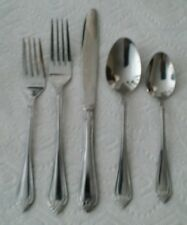 "INTERNATIONAL STAINLESS FLATWARE ""TENNISON"" PICK 2 OR MORE"